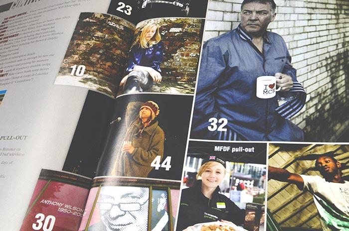 Heaton Moor Editorial Design