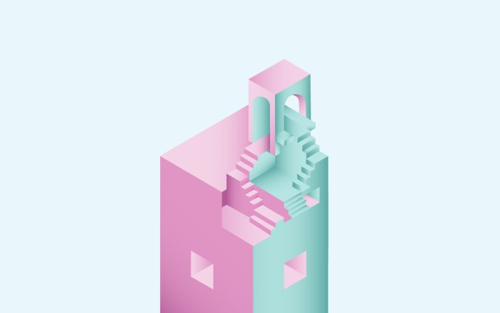 Isometric drawing Stockport