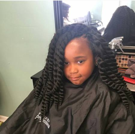 Meches Tresses Tresses Africaines Avec Rajouts Mches Ma