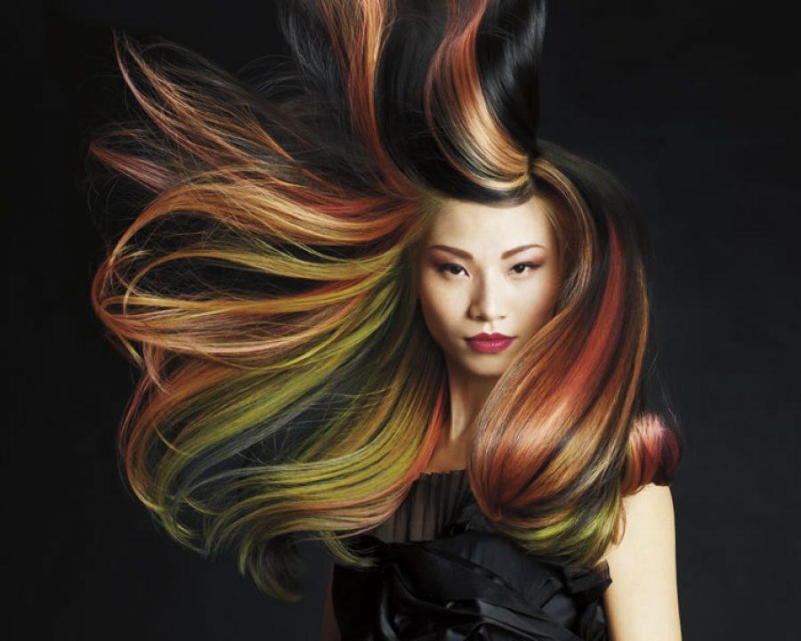 Origami Kollektion Ming Cut Friseurportal Frisuren Trends