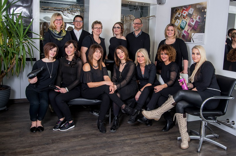 Das Team  Friseur Bhmer