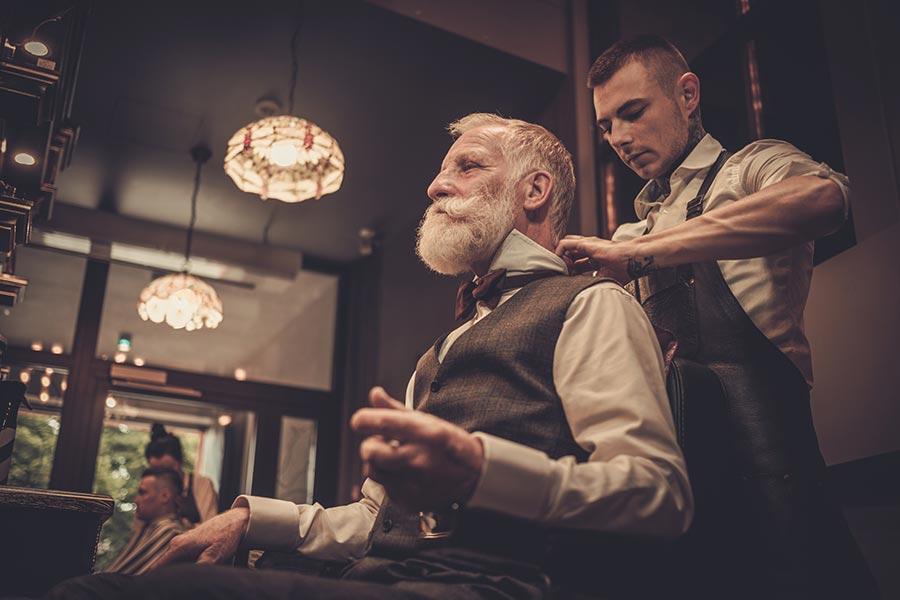 Herren Haarschnitt in Gelsenkirchen  Friseur Hairfirestorm