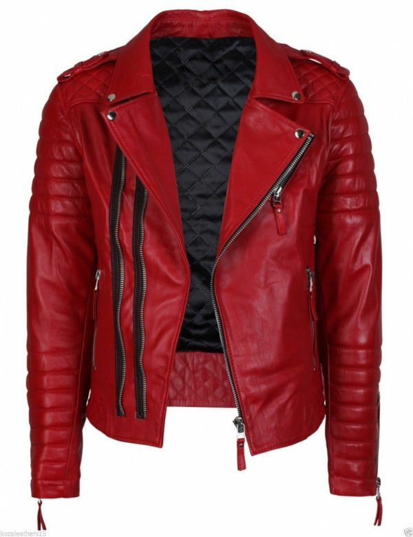 Female Leather Jacket Real Cowhide Fashionable