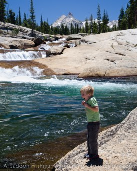 Tuolumne River, Yosemite National Park