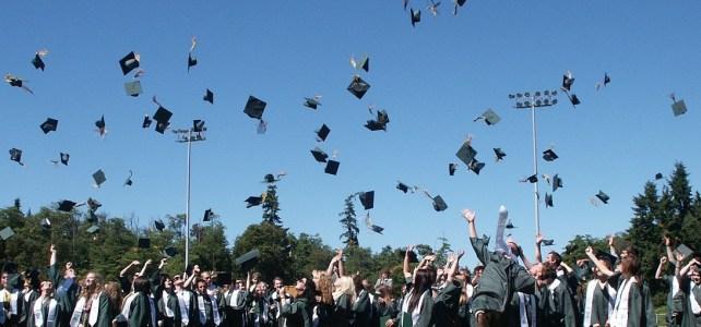 Het einde van je studententijd!