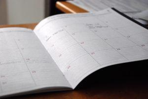 weekplanning scriptie
