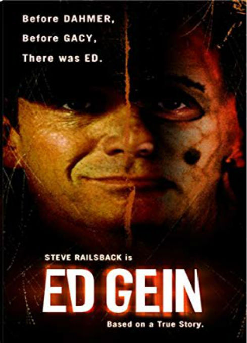 Ed Gein, Le Boucher : gein,, boucher, GEIN:, BOUCHER, Frissonstv