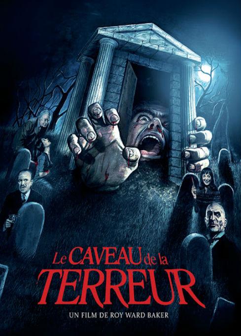 Le Caveau De La Terreur : caveau, terreur, CAVEAU, TERREUR, Frissonstv