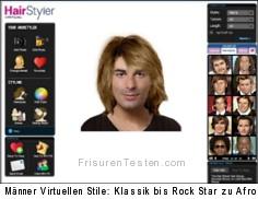 Frisuren Testen Com Laden Sie Ihr Foto Virtuelle Frisuren