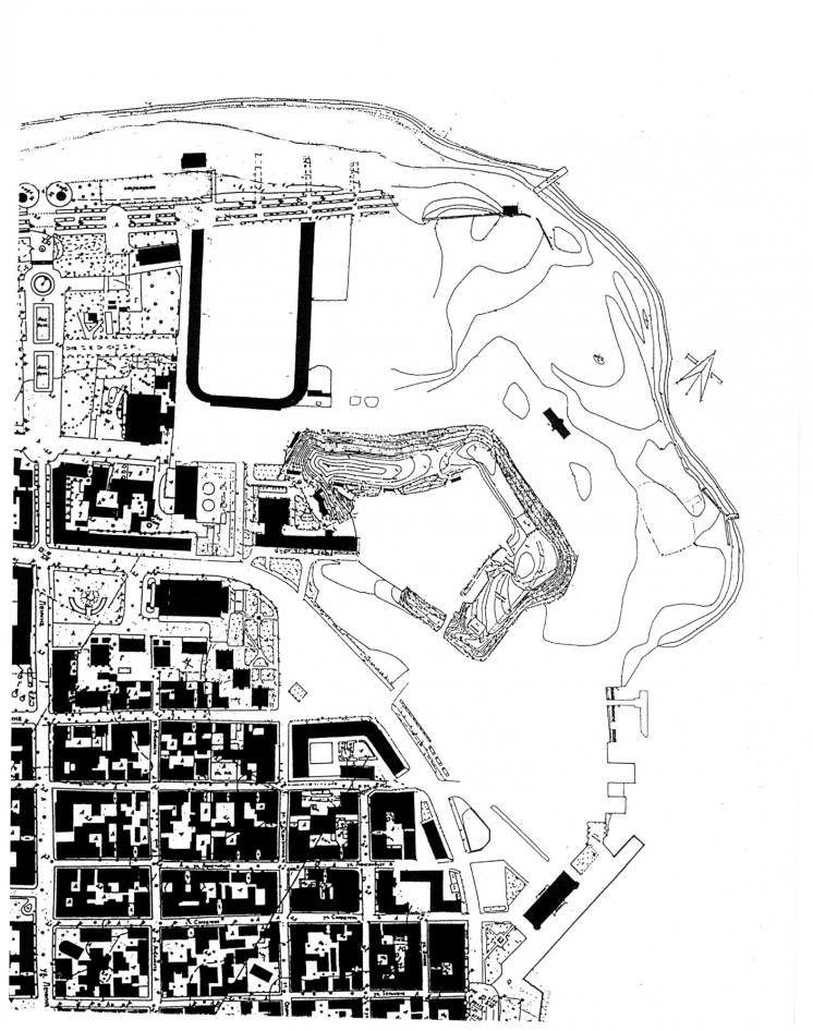 Master Plan Study for Urban Development of Batumi, Georgia