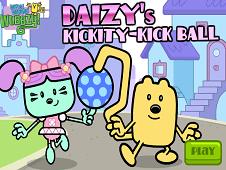 daisy kickity kick ball