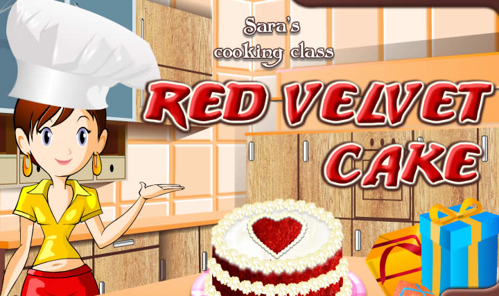 Sara S Red Velvet Cake Friv Cooking Games At Friv2 Racing