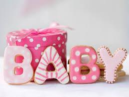 ETRE INVITEE A UNE BABY SHOWER