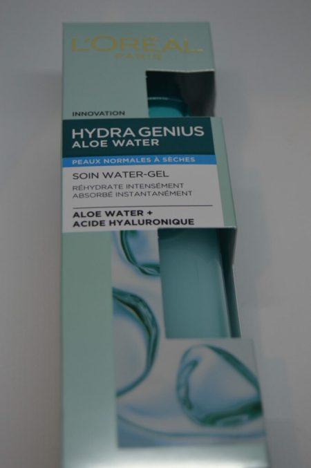 SOIN HYDRA GENIUS - L'oréal