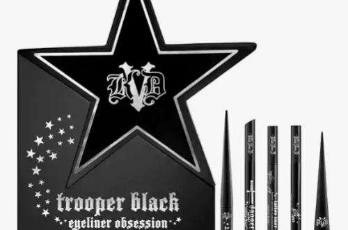 tropper black kat von D