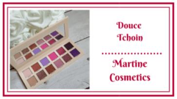 _frivole et futile Martine cosmetic belge