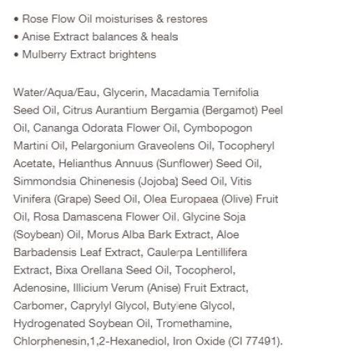 caviar rose essence pixi ingredients