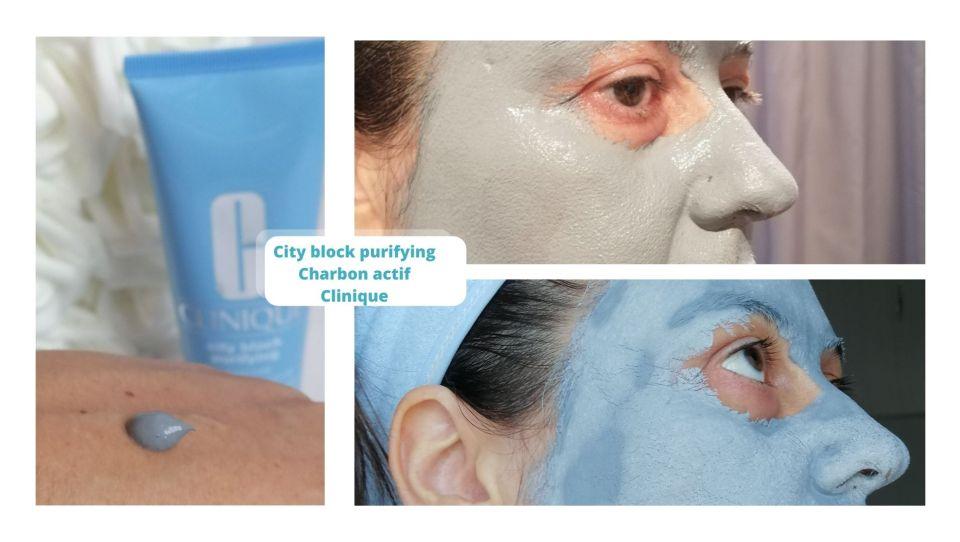 City block purifying charbon actif clinique City block purifying charcoal