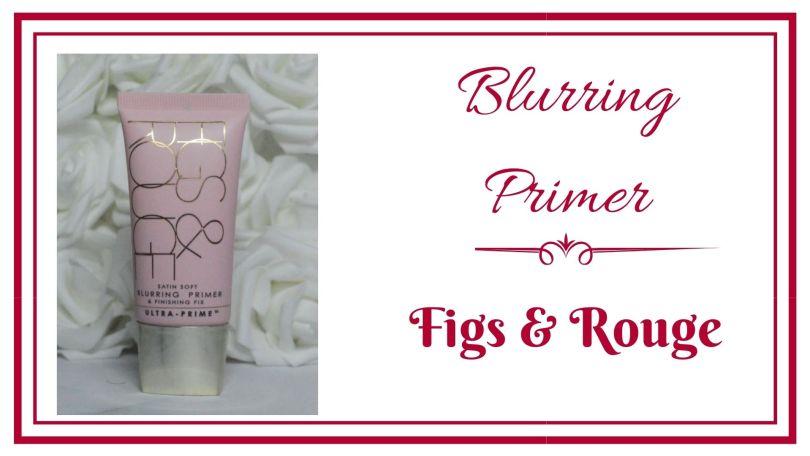 figs & Rouge blurring primer satin soft