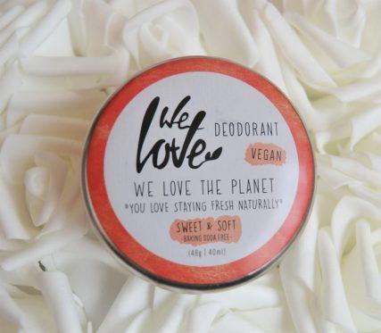 sweet & soft we love déocrème