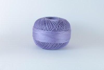 Lizbeth 40 Coloris 642 Lilac Medium - fil frivolité