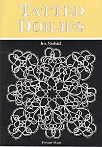 Tatted Doilies Iris Niebach - livre frivolité