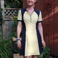 Spandex Sporto Dress