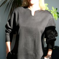 Was I Drunk? Burda Baggy Sweater 01/2015 #107
