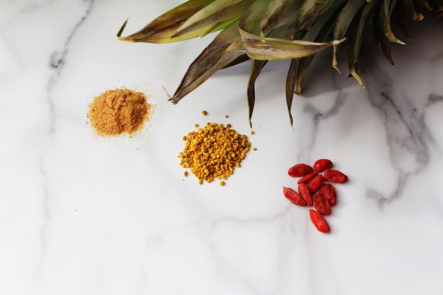 iHerb Haul Coconut Sugar, Bee Pollen & Goji Berries