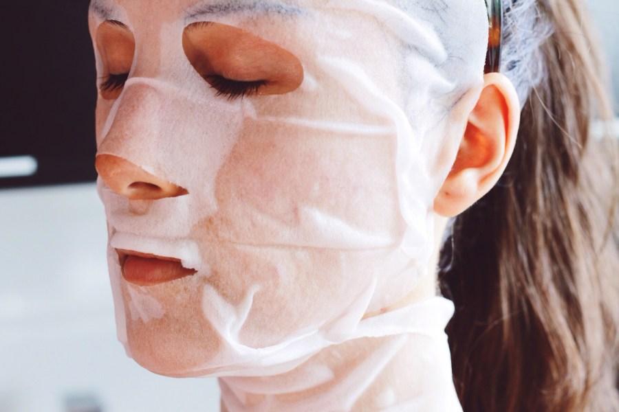 Dizao Organics Fruit Acid Face Mask