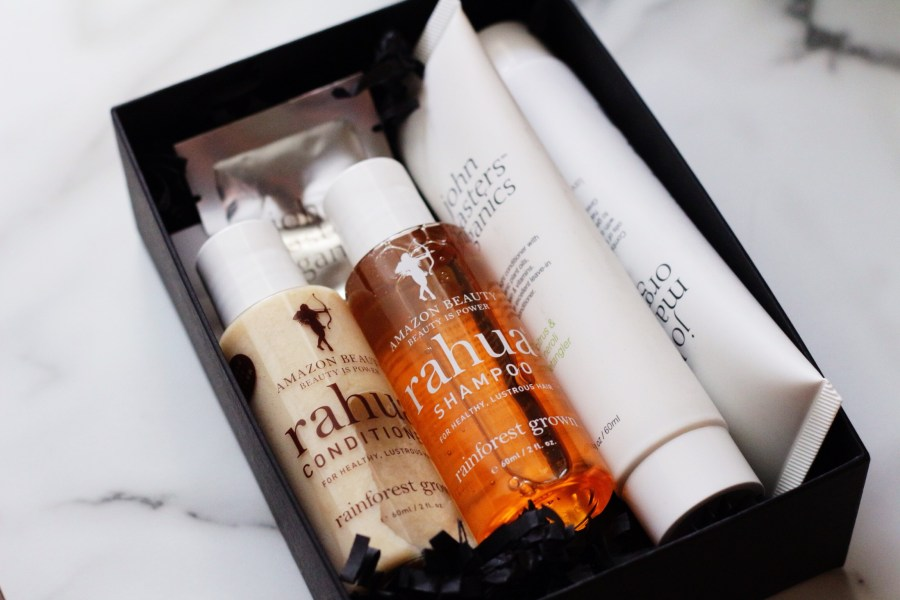 Naturisimo Rahua Shampoo & Conditioner John Masters Shampoo & Conditioner