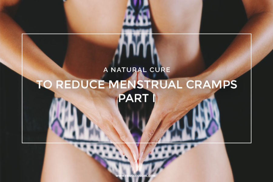 A Natural Cure to Reduce Menstrual Cramps
