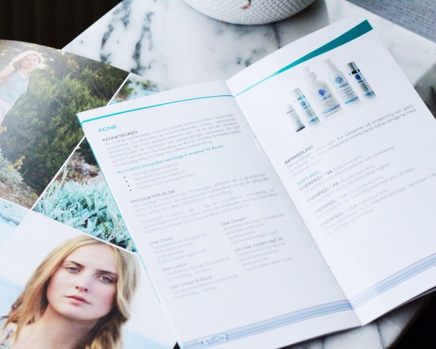 acne scar treatement Enerpeel TCA chemical peel - Synchroline, Terproline Aknicare and Tebiskin