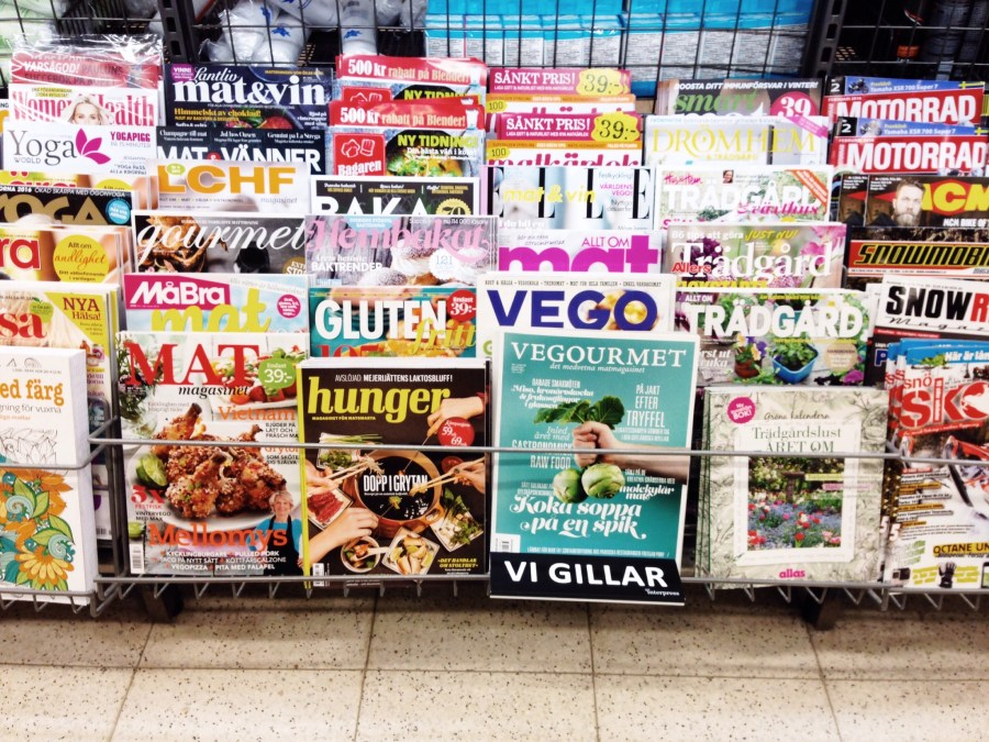 VegoGourmet Sverige
