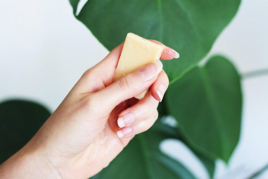 J.R Liggett's shampoo bar travel size review