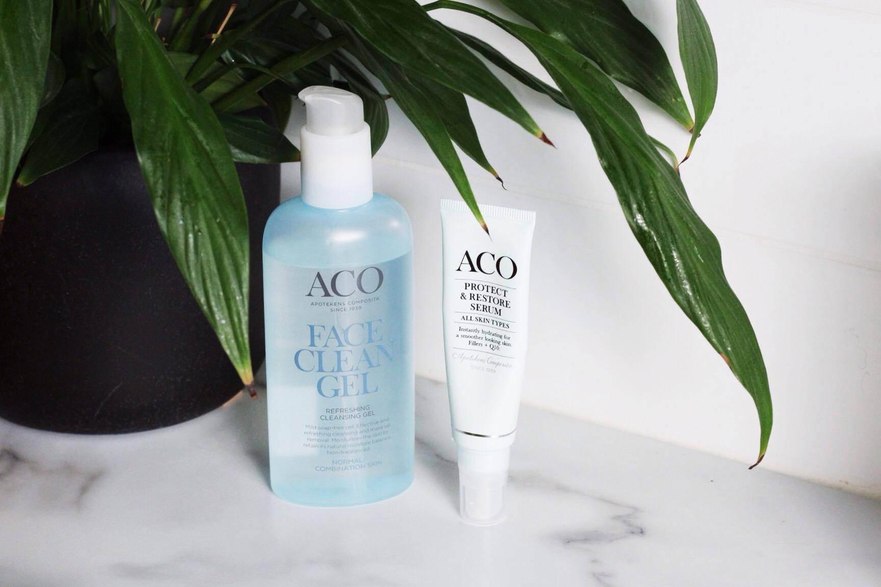 aco hudvård recension