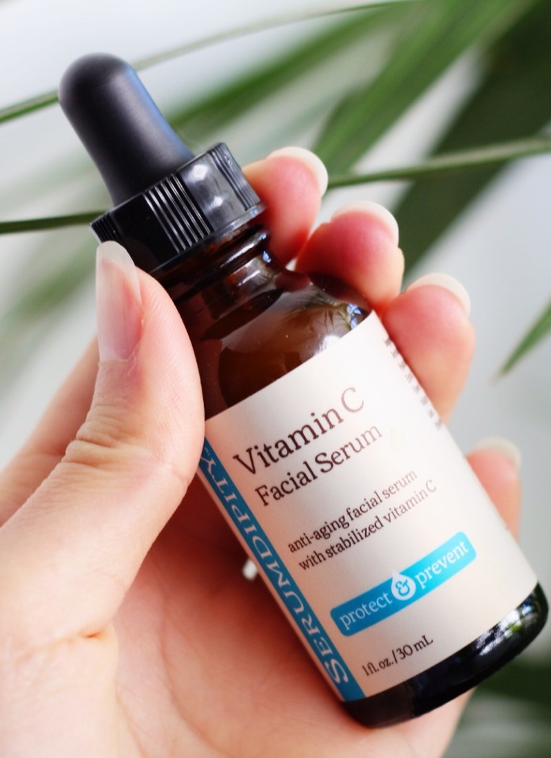 iHerb Haul: Vitamin C Serum & More
