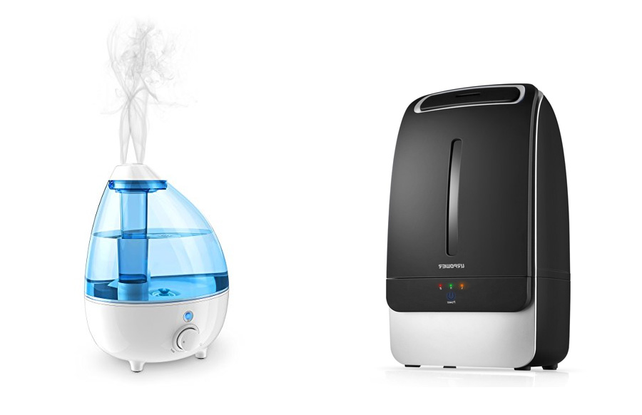 Humidifier Evaporator vs Ultrasonic