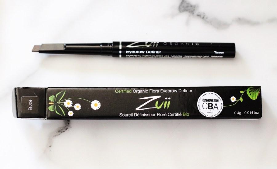 Zuii Organic Eyebrow Definer in 'Taupe'
