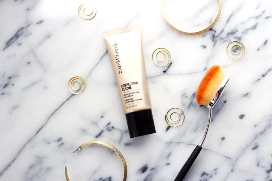 BareMinerals Complexion Rescue in Dune review swatch