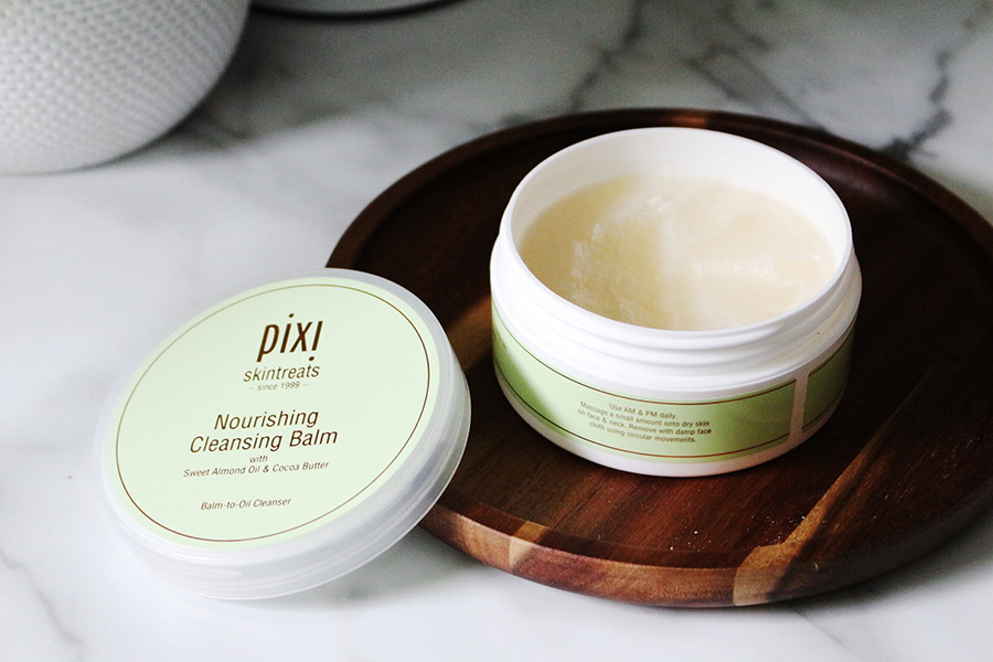Pixi Nourishing Cleansing Balm review iherb haul