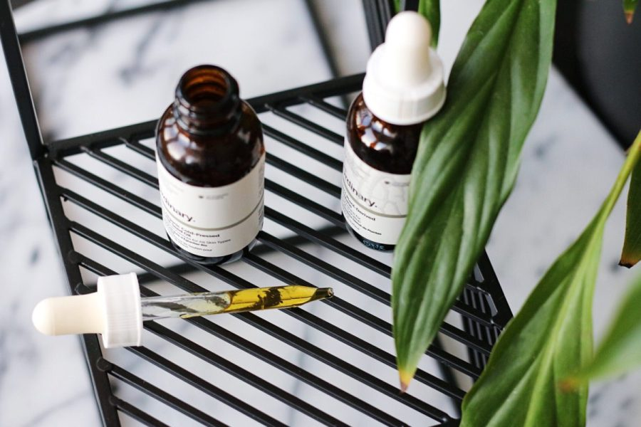 The Ordinary Organic Rosehip Oil Squalane