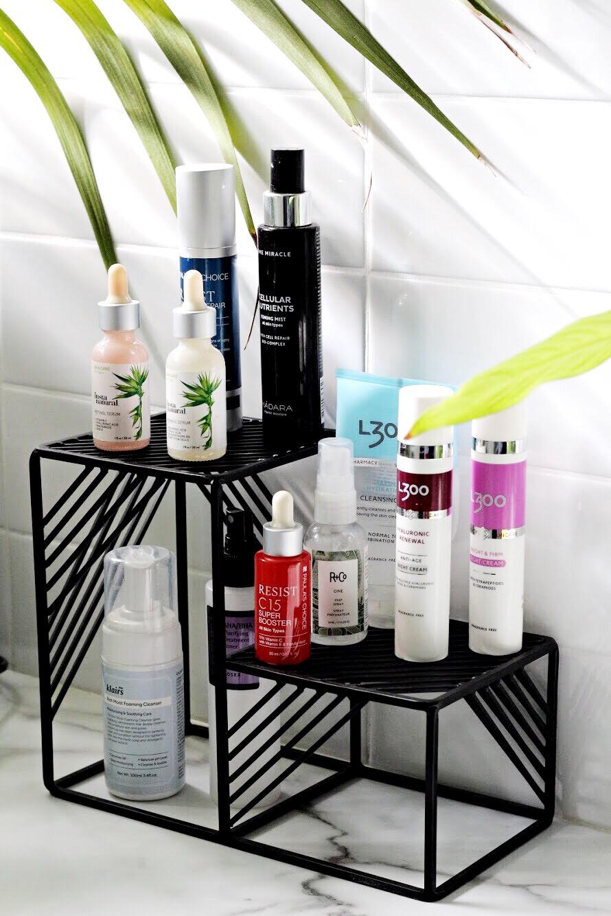 Empties Skincare Haul
