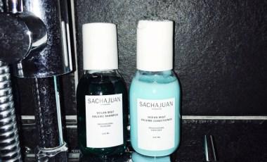 SachaJuan Ocean Mist Volume Shampoo & Conditioner + Dry Shampoo