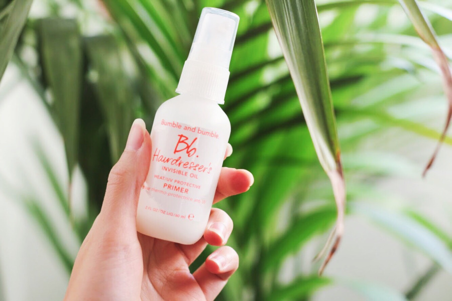 Bumble and Bumble Invisible Oil Primer review