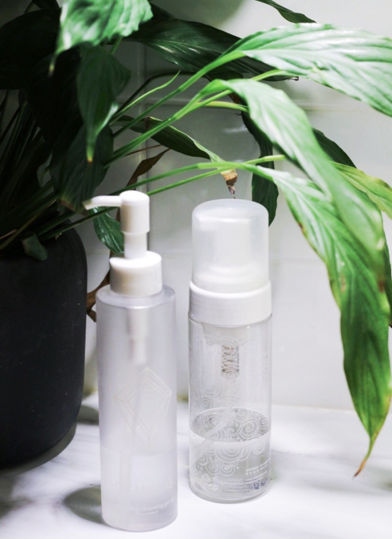 Cremorlab Cleansing gel oil and gentle foaming cleanser