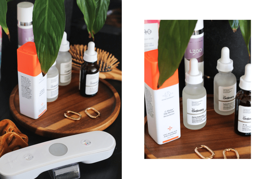 Beauty favorites: Drunk Elephant C-Firma, The Ordinary, R+Co High Dive, L300, Wayskin Home