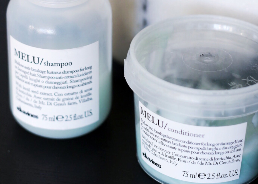 Davines Melu Shampoo and Conditioner review