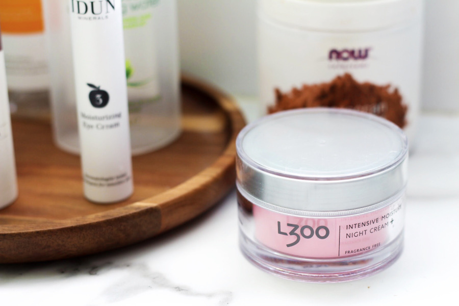 L300 Intense Hydration Night Cream review