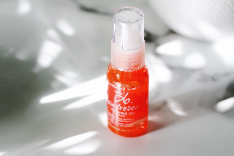 Bumble & Bumble Hairdressers Invisible Oil review